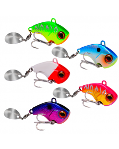 Blade-Bait-With-Tail-Spinner-For-Bass