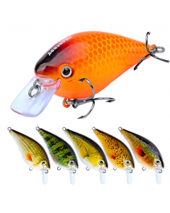 Crankbaits-For-Bass-With-2-Treble-Hooks