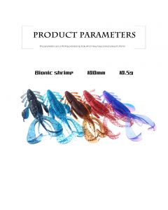 Soft-Craws-Baits-Hyper-Action-Pinchers-Proven-Colors-Soft-Fishing-Lures-Baits