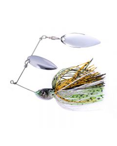 Spinner-Bait-Rig-With-Two-Metal-Blades